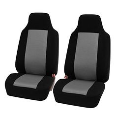FH-FB102102 Classic Bucket Cloth Car Seat Covers Grey / Black color - Fit Most Car, Truck, Suv, or Van - http://www.caraccessoriesonlinemarket.com/fh-fb102102-classic-bucket-cloth-car-seat-covers-grey-black-color-fit-most-car-truck-suv-or-van/  #Black, #Bucket, #Classic, #Cloth, #Color, #Covers, #FHFB102102, #Grey, #Most, #Seat, #Truck #Interior, #Seat-Covers