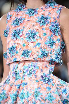 Mary Katrantzou at London Fashion Week Spring 2014 - StyleBistro