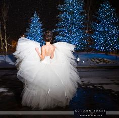 Pnina tornai, vail, winter wedding, four seasons, black tie, snow
