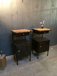 meuble industriel 5francs