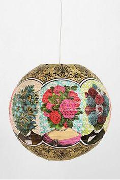 Handmade Paper Lantern