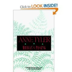 Morgan's Passing - the 2nd Anne Tyler book that made my Top 10 all time list. Another sad story, but fascinating. The morbid fascination of another's sad life is too much to turn down. $11.99 for Kindle version.