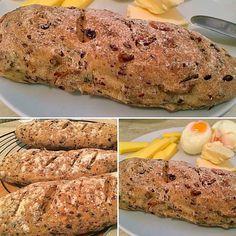 Baguette, Banana Bread, Clean Eating, Desserts, Food, Glutenfree, Food Food, Tailgate Desserts, Eat Healthy