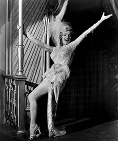 """Marilyn Monroe as Vicky in """"There's No Business Like Show Business"""" 1954"""