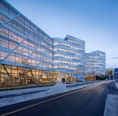 Swedbank, edificio de oficinas en Estocolmo