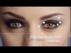 Belirgin ve nefes kesen göz makyajı nasıl yapılır?