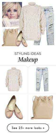 """Untitled #1158"" by mrs-rc on Polyvore featuring Wet Seal, UNIF, Mansur Gavriel, Burberry, women's clothing, women's fashion, women, female, woman and misses"