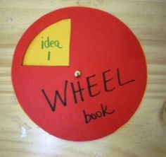 With just cardstock and a paper fastener, you can make an interactive learning tool for homeschool lessons -- a wheel book.