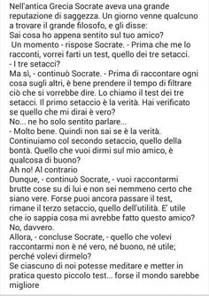 I tre setacci. Love Me Quotes, Wise Quotes, Inspirational Quotes, Jokes Quotes, Osho, You Are Awesome, Happy Life, Sentences, Life Lessons