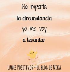Lunes Positivos – Me voy a levantar #archivo http://blgs.co/OEjoXd