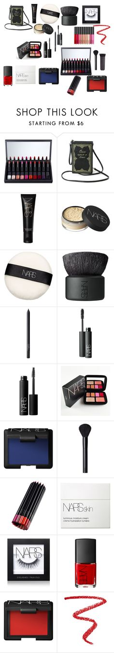 """""""Once upon a time"""" by alisafranklin on Polyvore featuring beauty and NARS Cosmetics"""