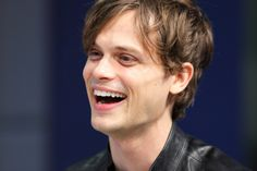 His smile makes me smile! I ❤ him!