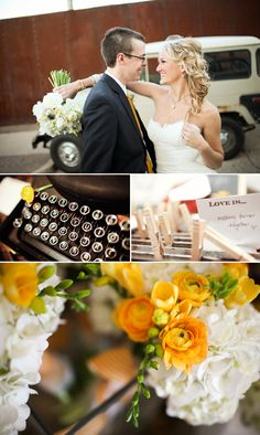 Wedding Photo Collage by Promise Tangeman
