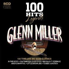 Glenn Miller - 100 Hits Legends-Glenn Miller