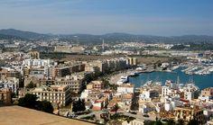Ibiza ou Eivissa, Espanha.