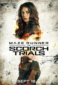 Maze Runner: The Scorch Trials - Kaya Scodelario