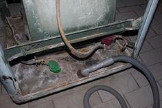 Dewinterize A Swamp Cooler: Vacuum It Clean