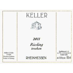Yes! My favorite dry Riesling is back!!