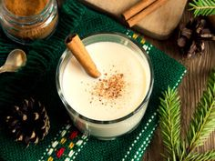 A blend of rum and coconut milk make this traditional Puerto Rican drink a perfect treat for the holidays.