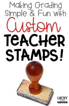 53 most inspiring teacher and custom stamps images in 2019 custom rh pinterest com