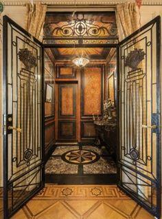 Manhattan Classic prewar apartments book by Geoffrey Lynch - 1020Fifth_p39.jpg