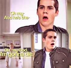 Teen Wolf ~ Stiles - Finding out who the Alpha was in Season 1