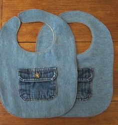make an adorable bib for a baby