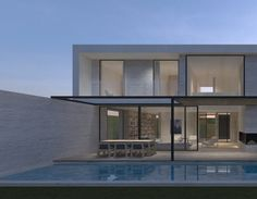 HD House _ by Architect Dieter Vander Velpen, stylish!