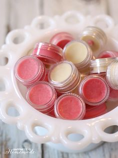 How to Make Your Own Lip Balm Gloss …