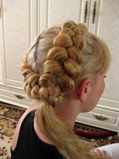 bayramlık saç modelleri (6)