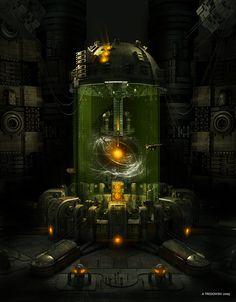 Big Electron by ~tredowski on deviantART