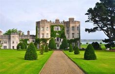 This charming castle near Limerick in Ireland has been the ancestral home of the venerable FitzGeral... - Sherry FitzGerald