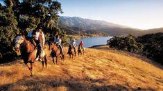 Solvang Outdoor Recreation - Horseback Riding in Santa Ynez Valley, CA