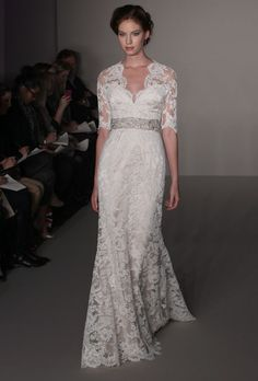 Jim Hjelm wedding dress.... this is stunning.