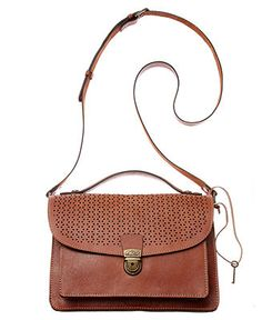 Patricia Nash Handbag, Perforated Digione East West Accordion Bag - All Handbags - Handbags & Accessories - Macy's