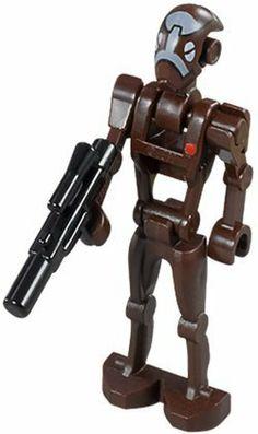 Lego Star Wars Commando Droid Captain Minifigure by Lego. $4.95