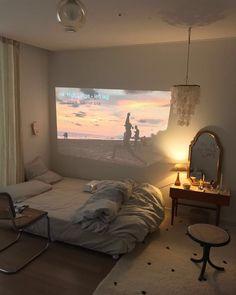 Future Home Interior .Future Home Interior Dream Rooms, Dream Bedroom, Ästhetisches Design, Interior Design, Interior Plants, Minimalist Room, Room Ideas Bedroom, Bedroom Decor, Bedroom Bed