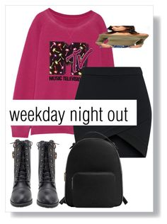 """""""Untitled #269"""" by elencool04 ❤ liked on Polyvore featuring Marc Jacobs, MANGO and Miss Selfridge"""