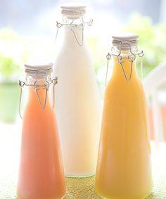 Look what I found on #zulily! Milk Bottle Set #zulilyfinds
