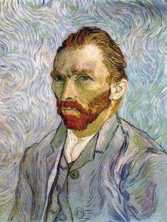 Vincent Van Gogh - Autoportrait, 1889