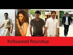 Kollywood Roundup Today 19.11.2016   Thala 57, Vijay 61, ENPT, AAA, S3, 2.0, Hansika, Suriya, VIP 2 - YouTube