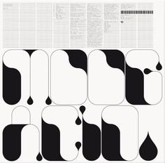 The iconic London design studio Non-Format tells the stories behind ten record sleeves from twenty years of experimental music label Lo Recordings. Layout Design, Type Design, Retro Design, Graphic Design Art, Book Design, Typographic Logo, Typography, Typographie Inspiration, Fashion Logo Design