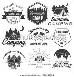 Camp Stock Vectors & Vector Clip Art   Shutterstock