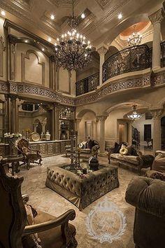 Grandeur, Mediterranean style