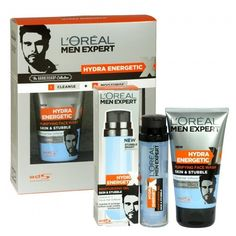 One of our new skincare gifts this Christmas.  http://www.maleskin.co.uk/loreal-men-expert-barber-shop-collection.html