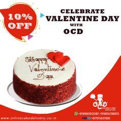 Valentine Cake, Valentines Day, Online Cake Delivery, Red Velvet, Cheesecake, Desserts, Food, Valentine's Day Diy, Tailgate Desserts