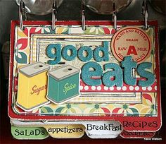 Good eats mini album