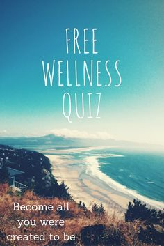 FREE WELLNESS QUIZ  Take our free 360 quiz to see if you are totally living to your potential.