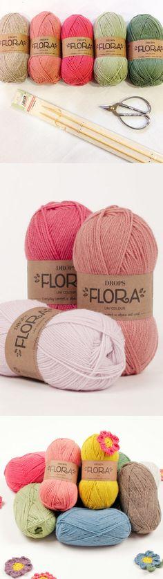 Nouvelle laine chez Drops : mélange laine et alpaga à tricoter en 2,5 / 3,5