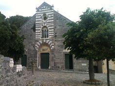 Porto Venere, chiesa di San Lorenzo